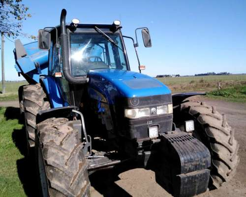 Tractor New Holand TM 150 e 5500hr
