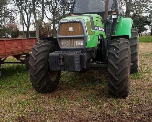 Tractor Agco Allis 6.175 año 2009