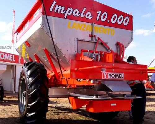 Fertilizadora Yomel Impala, Vende Cignoli Hnos