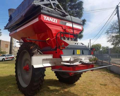 Fertilizadora Tanzi Ultraflow 5500 Litros 36 Metros