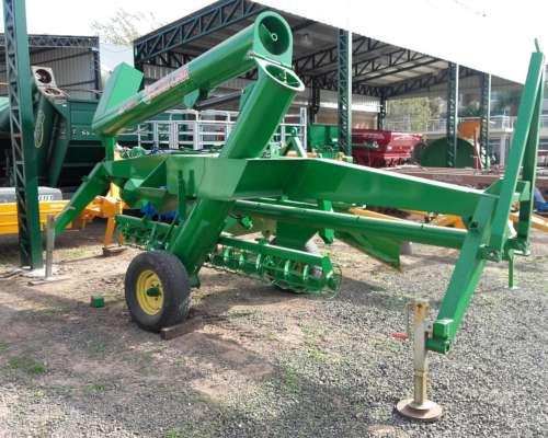 Extractora de Granos Secos Tecnocar EC150 Nueva