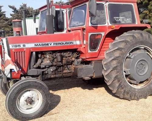 Massey Ferguson 1195 S año 1990