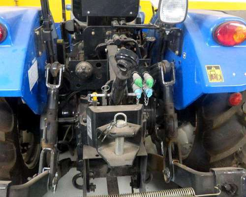 Tractor New Holland TDF 65 Entrega Inmediata