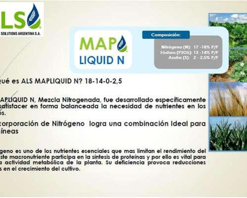 Fertilizante Fosforado Liquido Soluble en Agua.