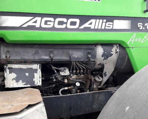Tractor Agco Allis 6.190 Rodado 24.5x32