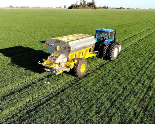 Fertilizadora Esparcidora SR DPX Fleximax 6500 Serie 09