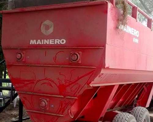 Mainero 2932 Procesador de Rollos - Desmenuza Fibra Larga