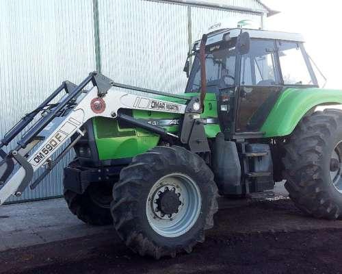 Tractor Agco Allis 6.150a