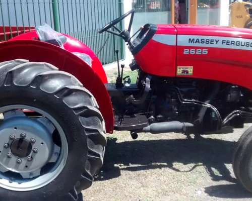 Tractor Massey Ferguson 2625 Usado 60 HP