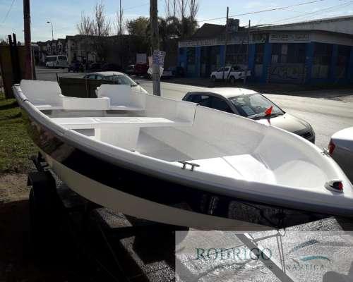 Bote Pescador 490 2018 0km (tomo Autos o Hacienda)