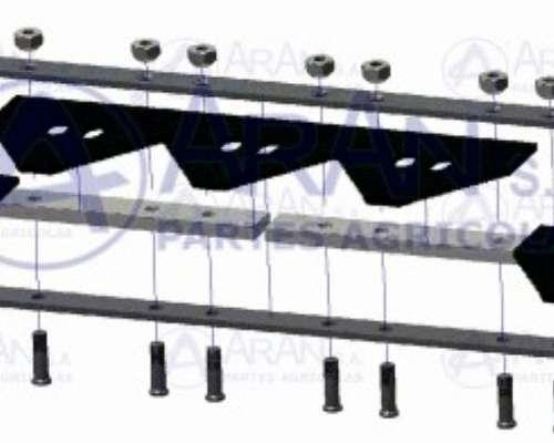 Cuchilla Armada 22ft19x6 Case 8010-nh CR9060 PLA.2020 D MDO