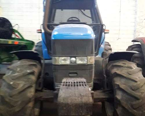 Tractor New Holland TM7020 año 2010