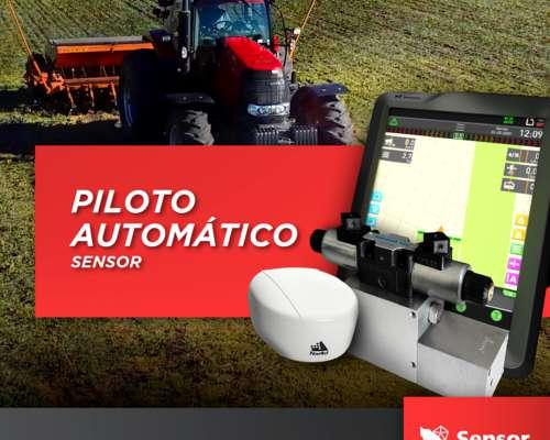 Piloto Automático Electro Hidráulico para Pulverizador
