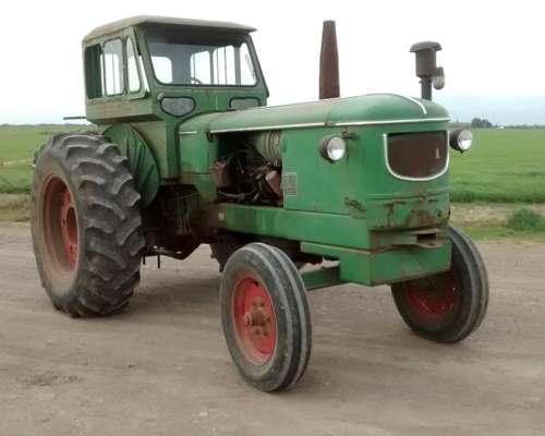 Tractor 8000 Deutz a 70, año 1973,