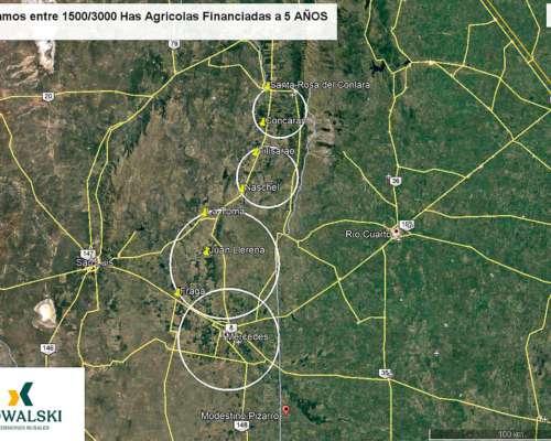 Búsqueda para Compra – 1500/3000 Has – Agrícola – San Luis