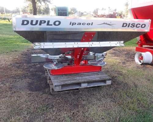 Fertilizadora Nueva Ipacol Modelo DFD-1500 (disponible)