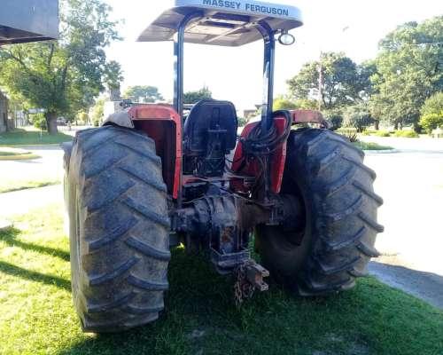 Tractor Massey Ferguson Usado con Pala Nueva