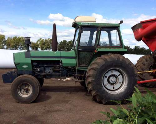 Tractor Deutz 120 Traccion Simple