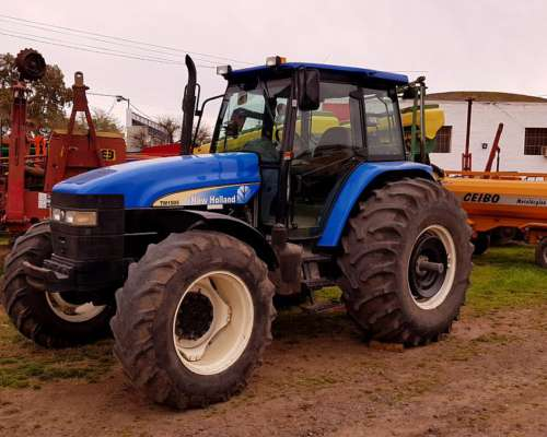 Tractor New Holland TM150 - Año: 2006 - u$s 55 000 - Agroads