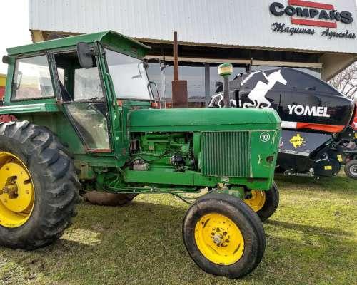 Tractor John Deere 3140 Traccion Simple año 84