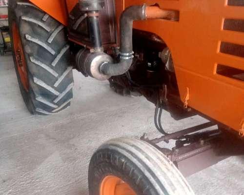 Tractor Zanello UP 100 con Perkins