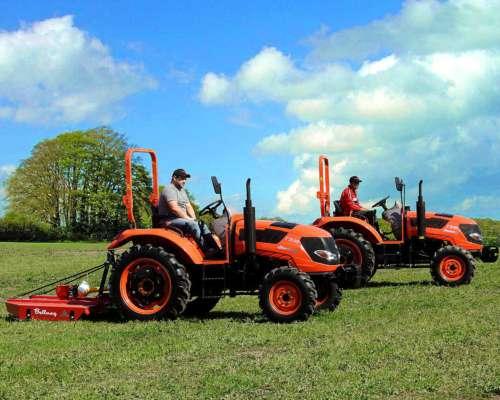 Tractores Hanomag TR 45