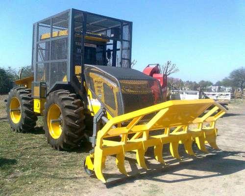 Tractores Articulados para Trabajo Silvo-pastoril