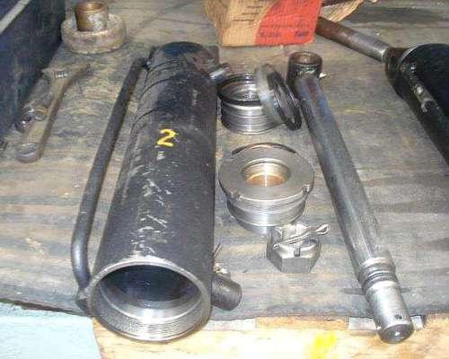 Cilindros Hidráulicos Fabricación Y Reparacion