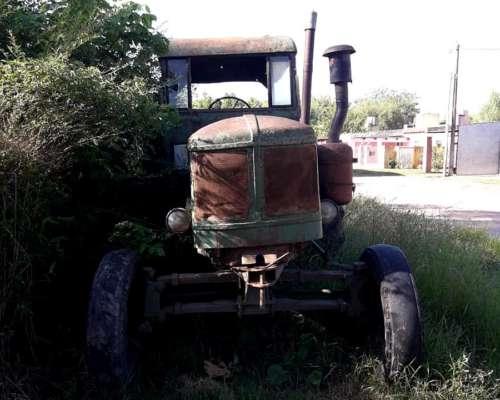 Tractor Deutz 60 Modificado a 70