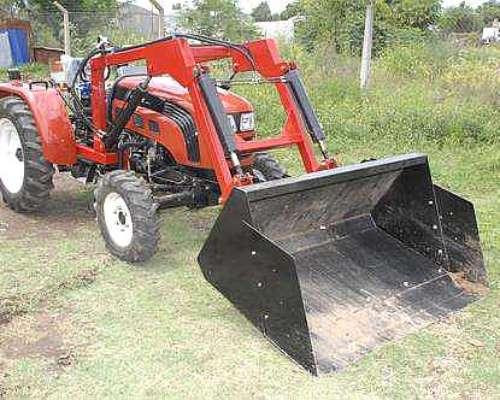 Tractor Hanomag, Vende Cignoli Hnos