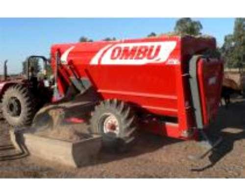 Mixers AMR - 10 Ombu