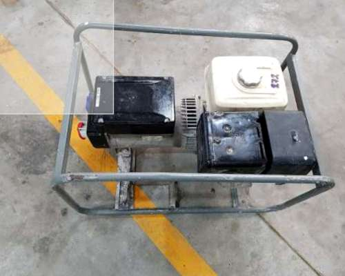 Generador Grupo Electrogeno Motor Honda 8kva Monofasico