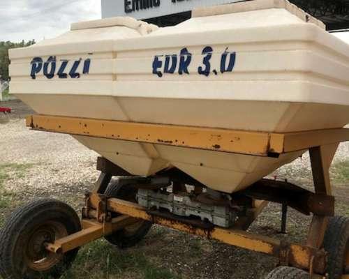 Fertilziadora Pozzi EDR 3000