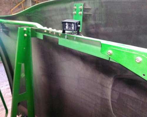 Sistema de Cámaras para Maquinarias Agrícolas