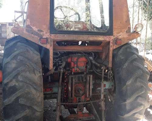 Vendo Tractor Fahr D400 con 3 Puntos y Control Remoto Hidrá