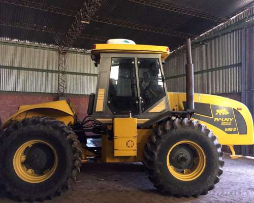 Tractor Pauny Modelo 500c