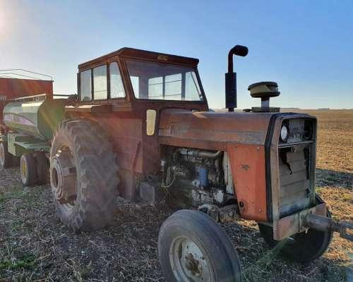 Tractor Massey Ferguson 1185, Tres Arroyos