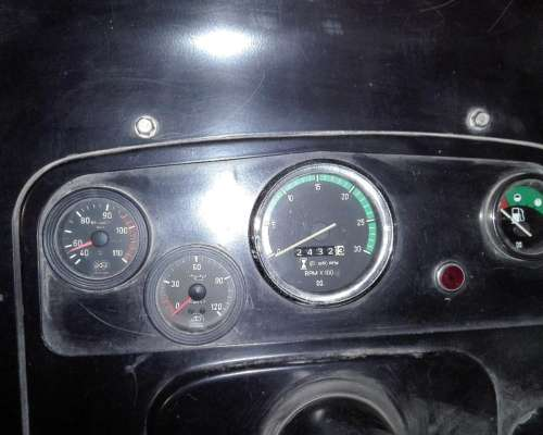 1195l 2400hs. de Fabrica.impecable.