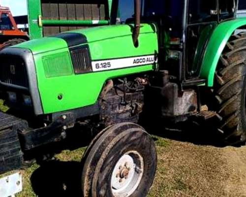 Tractor Agco Allis 6.125 año 2005