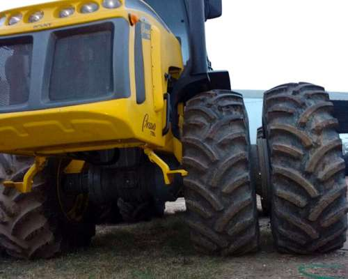 Tractor Pauny 710 Bravo, Vende Cignoli Hnos-