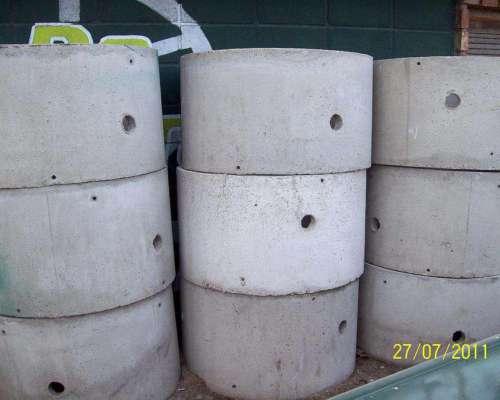 Aros De Cemento Para Calzar Pozos O0,90