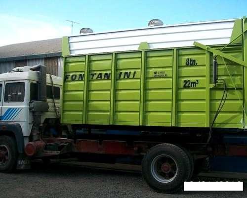 Caja Volcadora Silera 22 MTS3 para Camiones Fontanini
