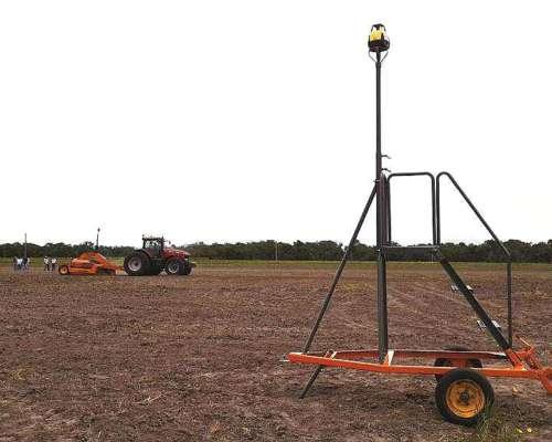 Palón Nivelador para Laser o GPS con Eyector PLE 10000