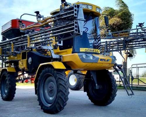 Fertilizadora/sembradora Pla - Altina