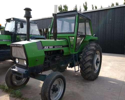 Tractor Deutz AX 100 1989 - Excelente Estado