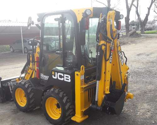 Mini Pala/retro JCB Modelo 1cx 4X4
