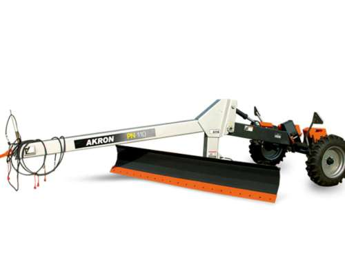 Pala Niveladora de Arrastre Pn110- Akron