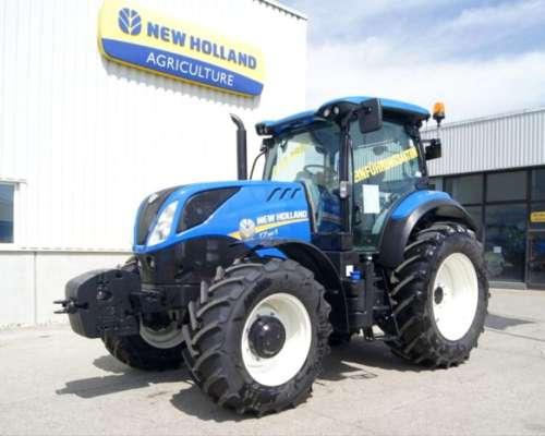 """New Holland T7-240 """"nuevo con Piloto en Excelente Precio"""""""