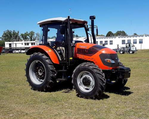 Tractor Hanomag 115 HP 3p Vende Cignoli Hnos
