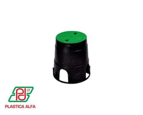 Caja para Válvulas - Circular Large Plástica Alfa